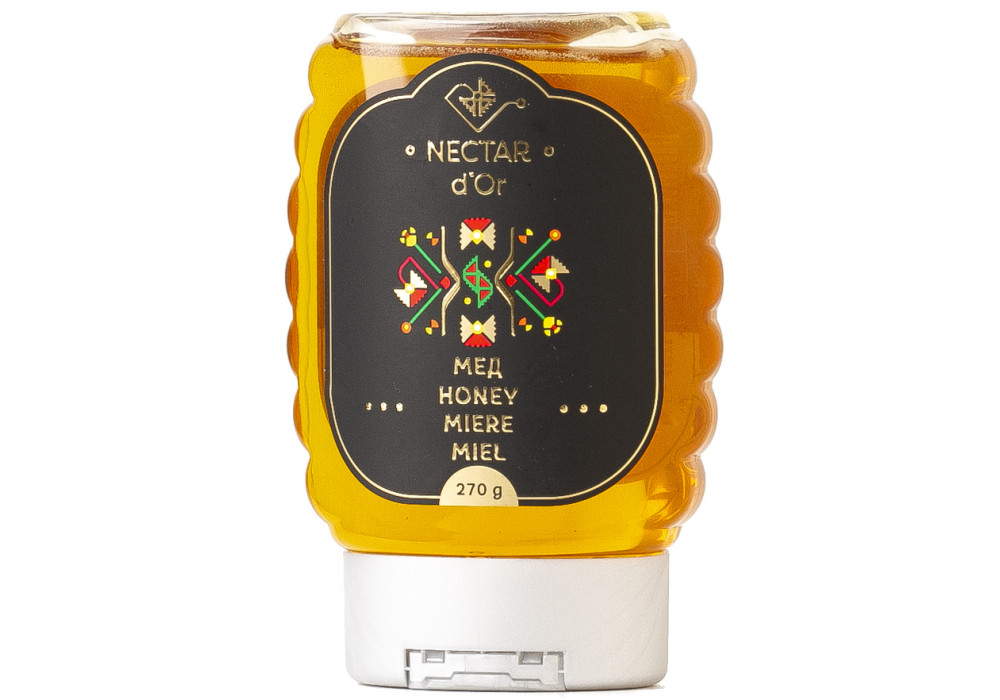 Nectar d'or miere 270g